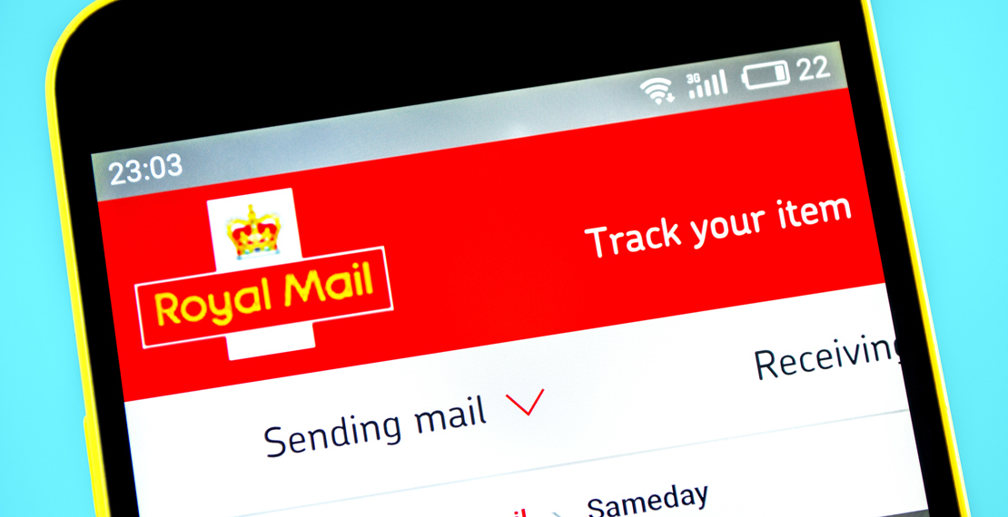 Royal Mail Scam Threat